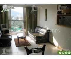 Apartamentos Amoblados en Alquiler en Medellín Cód: 4138