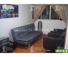Apartamentos Amoblados en Alquiler en Medellín Cód: 4151