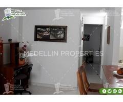 Arrendamientos de Apartamentos Baratos en Medellín Cód: 4162