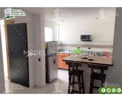 Alquiler Amoblados Mensual en Medellín Cód: 4663