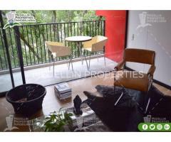 Apartamentos Amoblados en Alquiler El Poblado Cod: 4946*