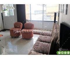 Apartamentos Amoblados en Alquiler Medellín Cód.: 4931*