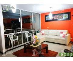 Apartamentos Amoblados en Alquiler Envigado Cód: 4919*