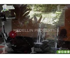 Aptos Amoblados en Renta en Medellín Cód: 4420
