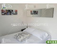 Apartamentos Amoblados en Alquiler en Medellín Cód: 4713