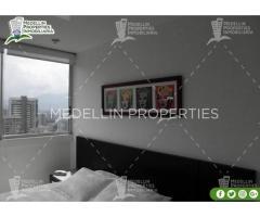 Apartamentos Amoblados Por Mes en Medellín Cód: 4438