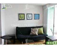 Apartamentos Amoblados Para Alquilar en Medellín Cód: 4195