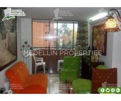 Apartamentos Amoblados Para Alquilar en Medellín Cód: 4223