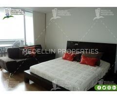 Apartamentos Amoblados Para Alquilar en Medellín Cód: 4268