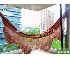 Apartamentos Amoblados Para Alquilar en Medellín Cód: 4882