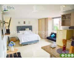 Apartamentos Amoblados en Alquiler en Medellín Cod: 4979