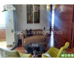 Apartamentos Amoblados en Alquiler en el Poblado Cod: 4984