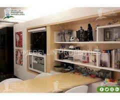Apartamentos Amoblados en Alquiler en El Poblado Cod: 4998