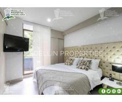 Apartamentos Amoblados en Alquiler en El Poblado Cod: 5008