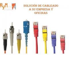 Solución de cableado para su empresa u oficina