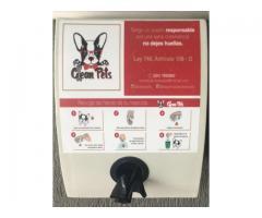 Dispensador de bolsas para mascotas/Clean Pets