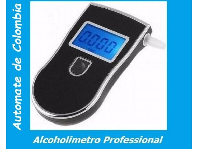 Alcoholimetros: Salve Vidas, Evitese Multas Y Accidentes - 1/2