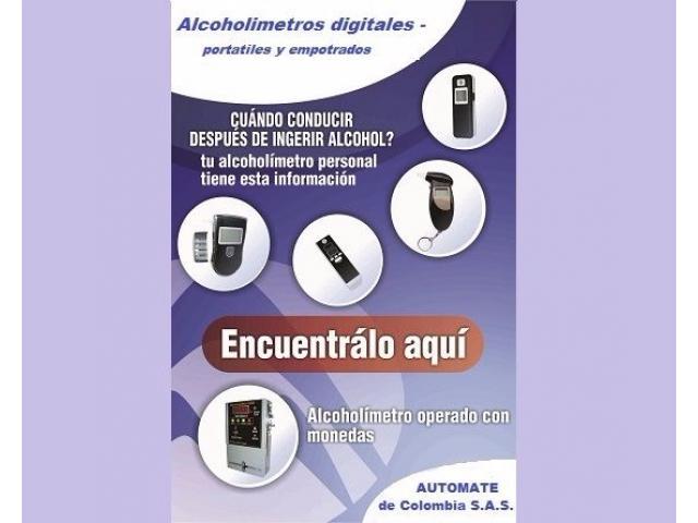 Alcoholimetros: Salve Vidas, Evitese Multas Y Accidentes - 2/2