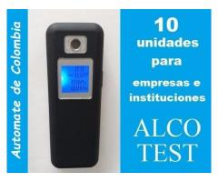 10 Alcoholimetros Portatibles Para Empresas E Instituciones