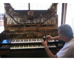 reparacion de teclados yamaha,casio,medeli,roland,kurzweil etc