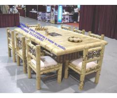 muebles en guadua o muebles campestres