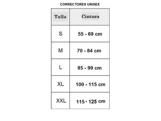 Corrector De Posturacon Sopote Para Hombres Y Mujeres - 2/5
