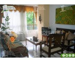 Alquiler Temporal de Apartamentos en Medellín Cód: 4063