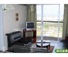 Alquiler Temporal de Apartamentos en Medellín Cód: 4122