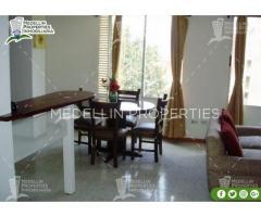 Alquiler Temporal de Apartamentos en Medellín Cód: 4156