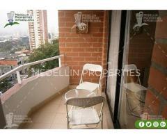 Alquiler Temporal de Apartamentos en Medellín Cód: 4175