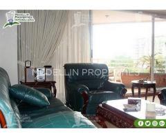 Alquiler Temporal de Apartamentos en Medellín Cód: 4186