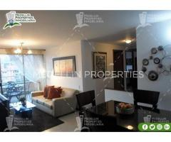 Furnished Apartments in Colombia Medellín Cód: 4047