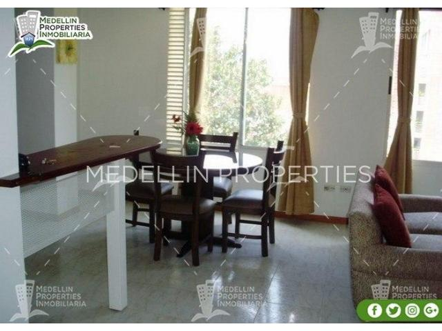Furnished Apartments in Colombia Medellín Cód: 4156 - 1/6