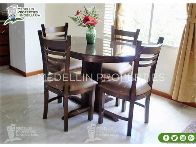 Furnished Apartments in Colombia Medellín Cód: 4156 - 5/6