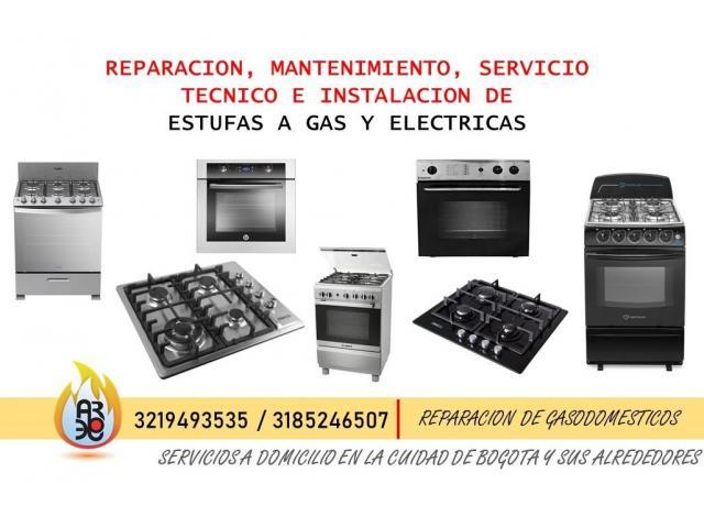 Repuestos para Estufas 3219493535 - 1/5