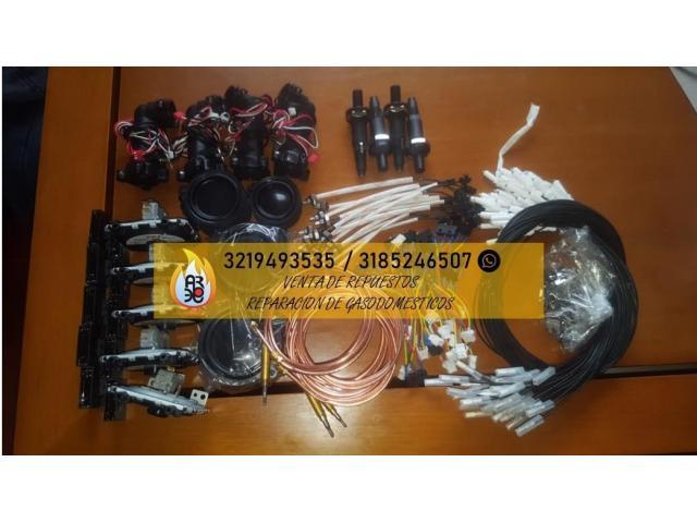 Venta de Repuestos  para Calentadores 3185246507 - 4/4