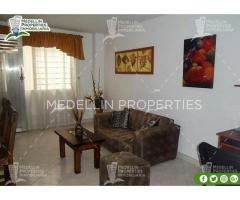 Cheap Apartments in Colombia Medellín Cód: 4511