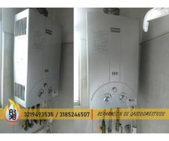 Reparacion y Mantenimiento de Calentadores Challenger 3219493535