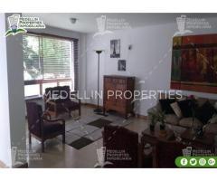 Alquiler Temporal de Apartamentos en Medellín Cód.: 4920