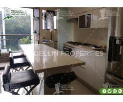 Alquiler Temporal de Apartamentos en Medellín Cód.: 4916