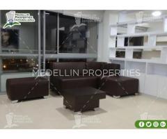 Alquiler Temporal de Apartamentos en Medellín Cód.: 4913