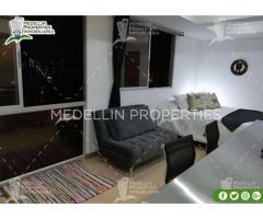 Alquiler Temporal de Apartamentos en Medellín Cód: 4904