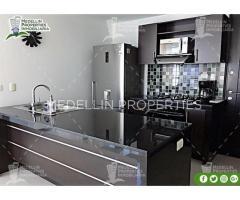 Alquiler Temporal de Apartamentos en Medellín Cód: 4902