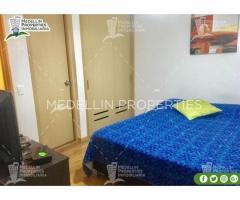 Alquiler Temporal de Apartamentos en Envigado Cód: 4890