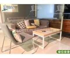 Alquiler Temporal de Apartamentos en Medellín Cód: 4889