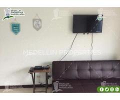 Alquiler Temporal de Apartamentos en Medellín Cód: 4885