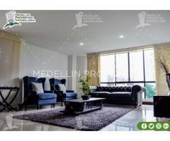 Alquiler Temporal de Apartamentos en Medellín Cód: 4882