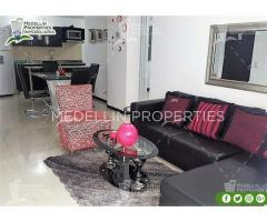 Alquiler Temporal de Apartamentos en Medellín Cód: 4881