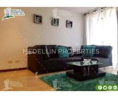 Alquiler Temporal de Apartamentos en Medellín Cód: 4880