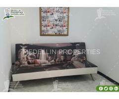 Alquiler Temporal de Apartamentos en Medellín Cód: 4876